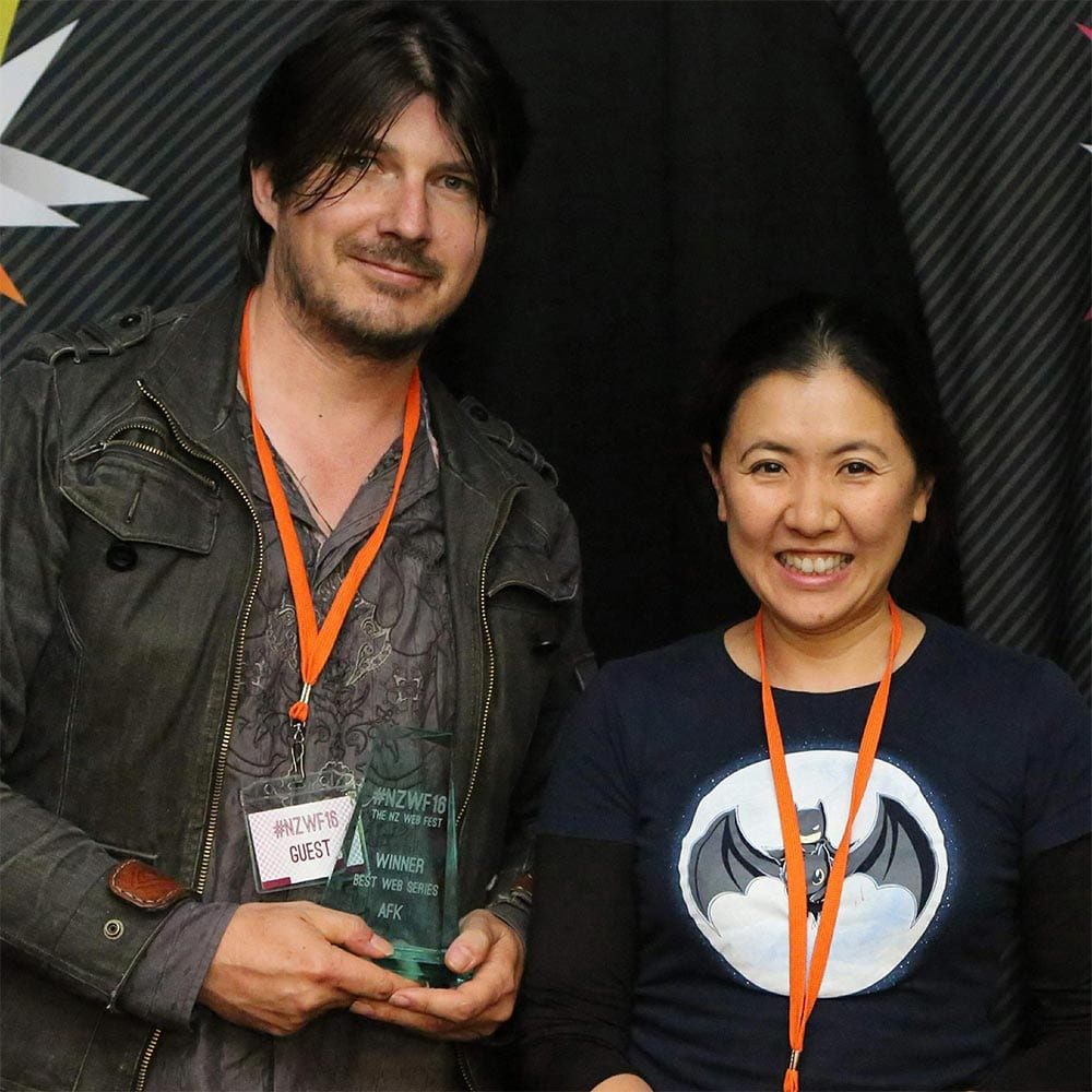 Interview: #NZWF16 Best Web Series winners